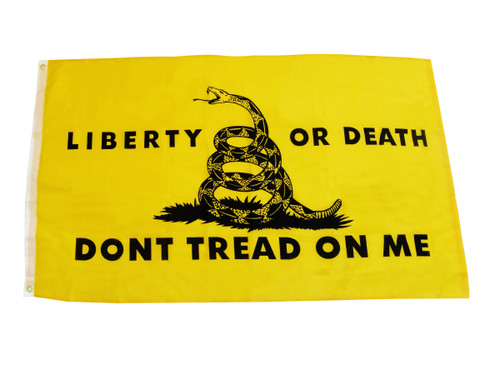 3ftx5ft Poly Gold Culpeper Flag
