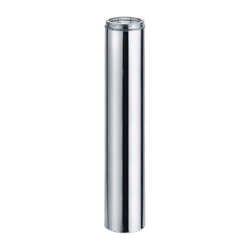 7'' x 48'' DuraTech Stainless Steel Chimney Pipe