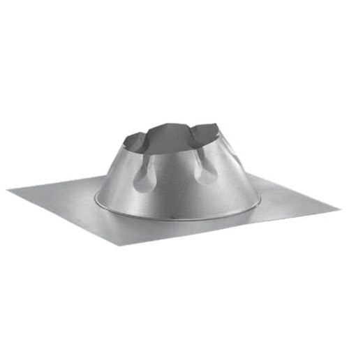 8'' DuraPlus 0/12 - 6/12 Roof Flashing - 8DP-F6