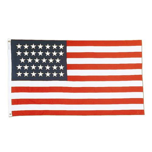 Union Civil War-34 Star 3ft x 5ft Nylon Flag
