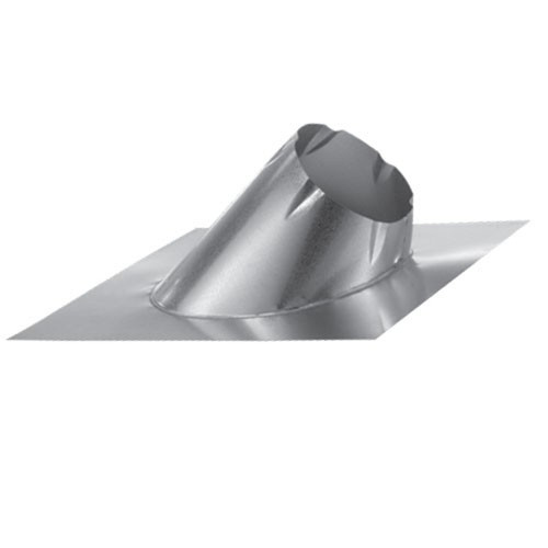 8'' DuraTech 13/12 - 18/12 Adjustable Roof Flashing - 8DT-F18