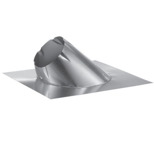 8'' DuraTech 0/12 - 6/12 Adjustable Roof Flashing