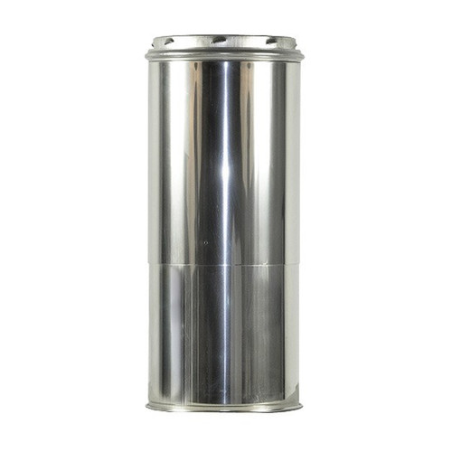 Shasta Vent Adjustable Chimney Pipe 6 Inch x 11 - 20 Inches