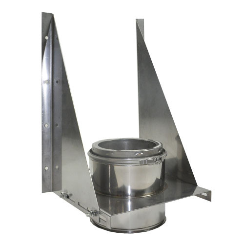 Shasta Vent 6 Inch Tee Support