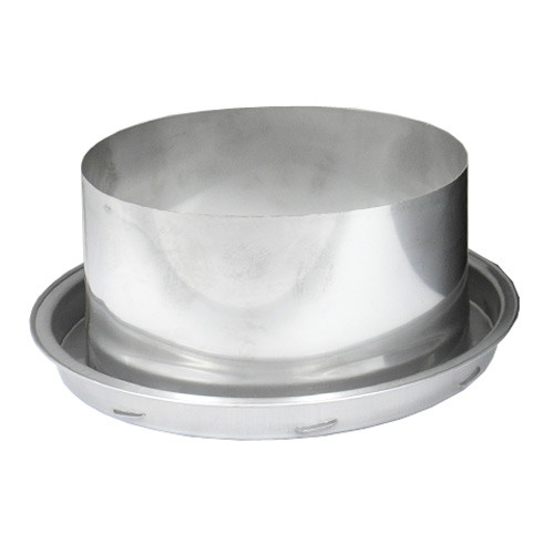 Shasta Vent 8 Inch Finishing Collar