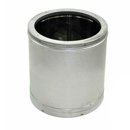 10'' x 6'' DuraTech Galvanized Chimney Pipe - 10DT-06