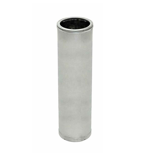 10'' x 36'' DuraTech Stainless Steel Chimney Pipe - 10DT-36SS
