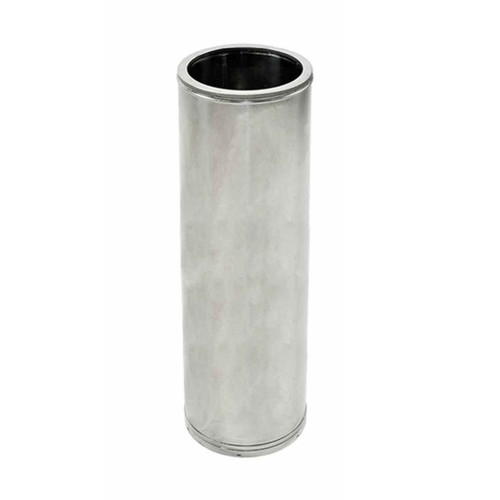 12'' x 24'' DuraTech Stainless Steel Chimney Pipe - 12DT-24SS