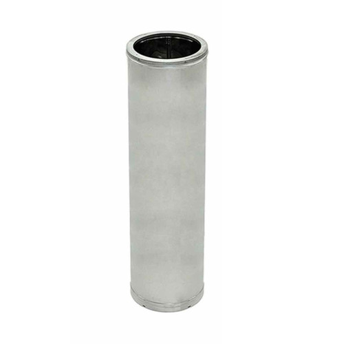 12'' x 36'' DuraTech Galvanized Chimney Pipe - 12DT-36