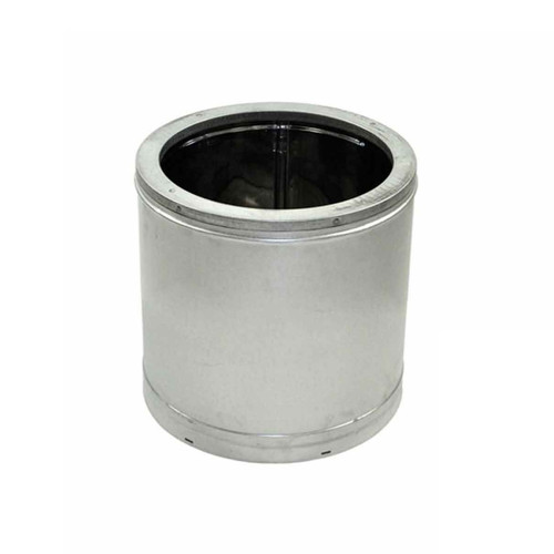 16'' x 6'' DuraTech Galvanized Chimney Pipe - 16DT-06