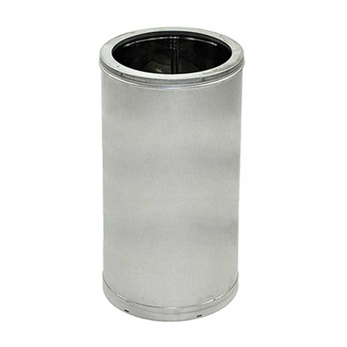 18'' x 18'' DuraTech Galvanized Chimney Pipe - 18DT-18