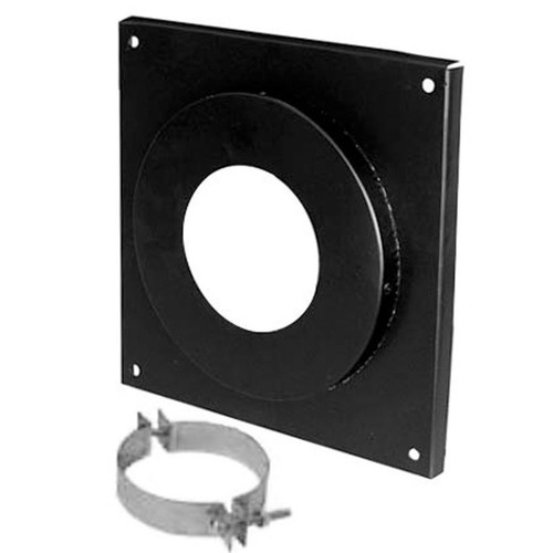 3'' PelletVent Pro Ceiling Support Firestop Spacer - 3PVP-FS
