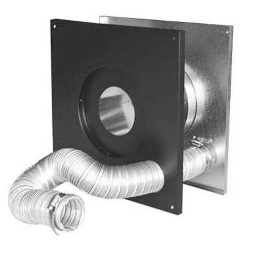 3'' PelletVent Pro Wall Thimble Air Intake Kit - 3PVP-WTI
