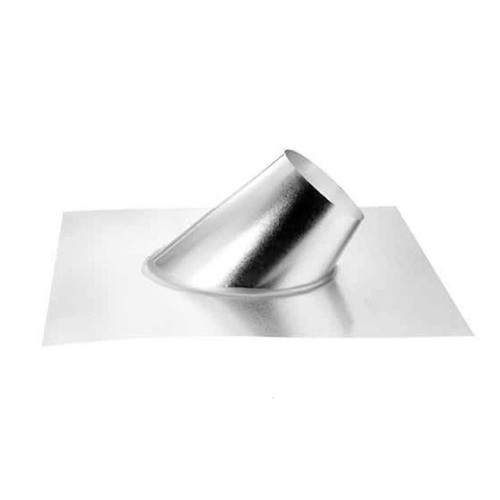 4'' x 6 5/8'' DirectVent Pro Steep Roof Flashing - 46DVA-F12