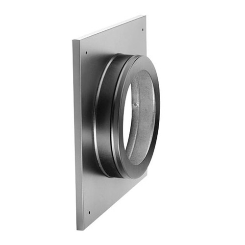 5'' x 8'' DirectVent Pro Ceiling Support/Wall Thimble Cover - 58DVA-DC