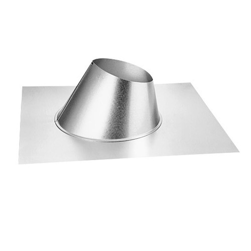 5'' x 8'' DirectVent Pro Steep Roof Flashing - 58DVA-F12