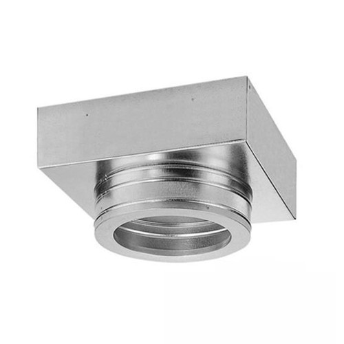 5'' DuraTech Flat Ceiling Support Box - 5DT-FCS