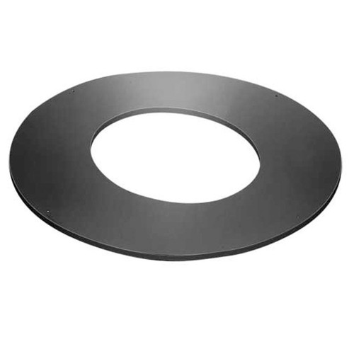 5'' DuraTech 0/12 - 3/12 Roof Support Trim Collar - 5DT-RSTC3