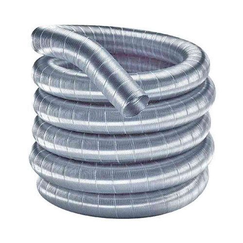 6'' x 25' DuraFlexSS 316 Stainless Steel Chimney Liner - 6DF316-25