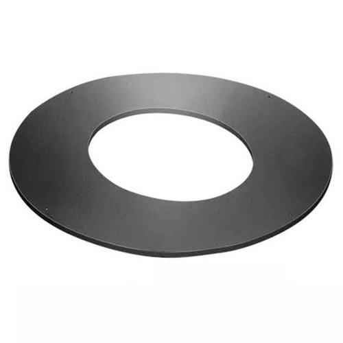 6'' DuraTech 10/12 - 12/12 Roof Support Trim Collar - 6DT-RSTC12
