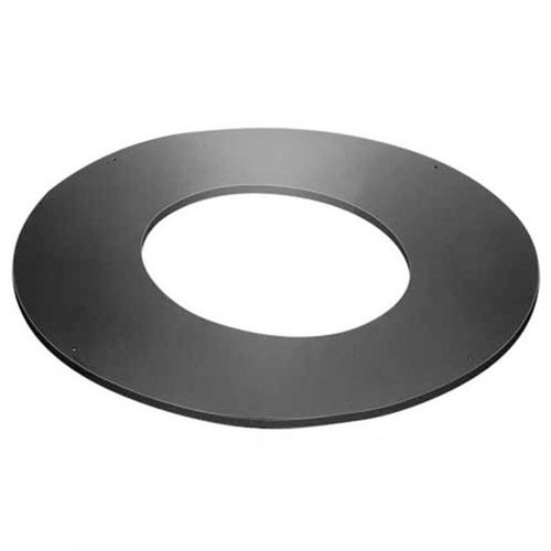 6'' DuraTech 4/12 - 6/12 Roof Support Trim Collar - 6DT-RSTC6