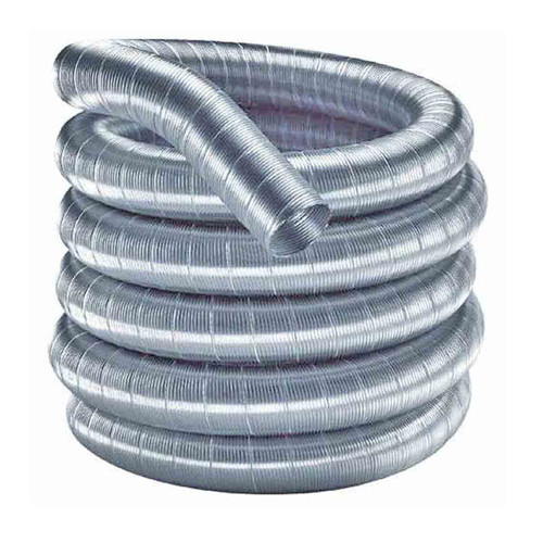 8'' x 15' DuraFlex 316 Stainless Steel Chimney Liner - 8DF316-15