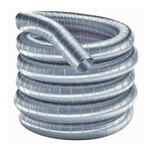 8'' x 20' DuraFlex 316 Stainless Steel Chimney Liner - 8DF316-20