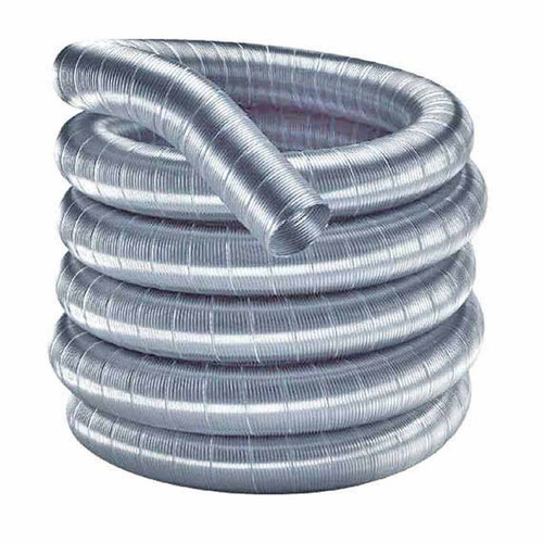 8'' x 35' DuraFlex 316 Stainless Steel Chimney Liner - 8DF316-35