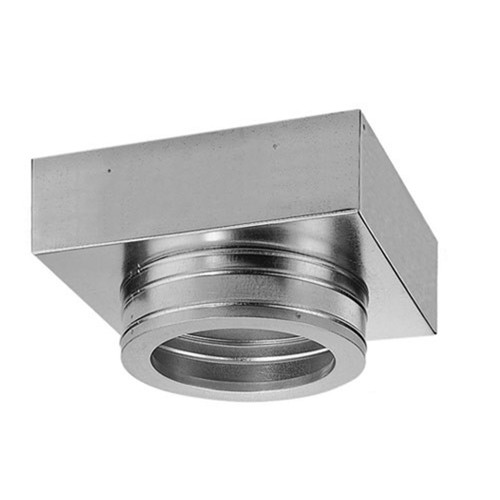 8'' DuraTech Flat Ceiling Support Box - 8DT-FCS