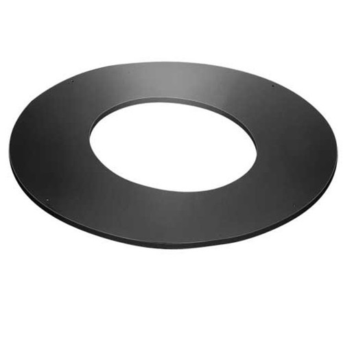 8'' DuraTech 4/12 - 6/12 Roof Support Trim Collar - 8DT-RSTC6