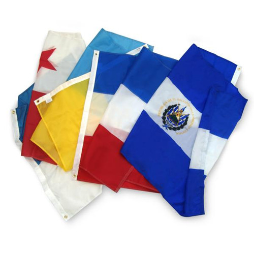 United Nations 3ft x 5ft Flag Set