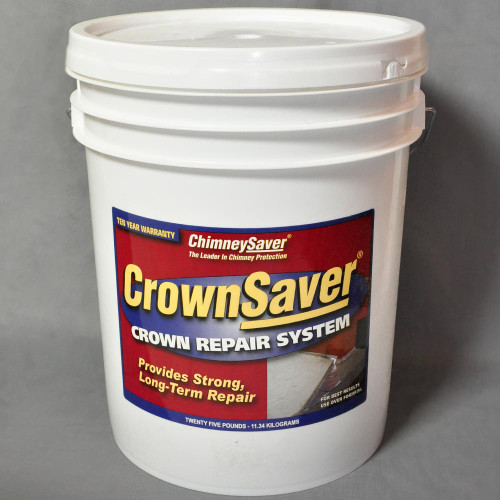 CrownSaver Chimney Crown Repair Coating