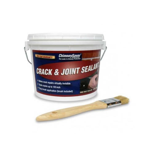 Crack and Joint Sealant - 1/2 gal.