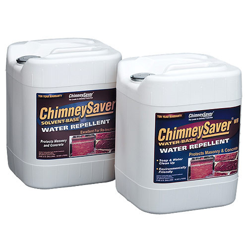 ChimneySaver Solvent Base Water Repellent