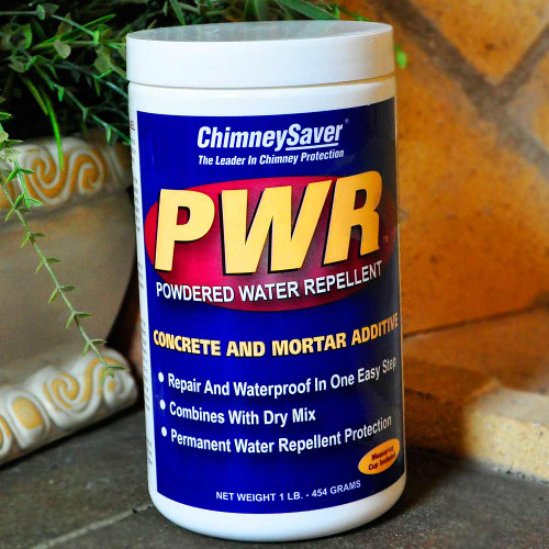 PWR Powdered Water Repellent