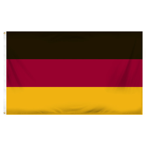 3ft x 5ft Germany Flag - Printed Polyester