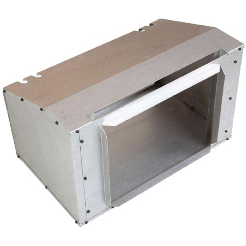 Universal Cold Air Return/Filter Box