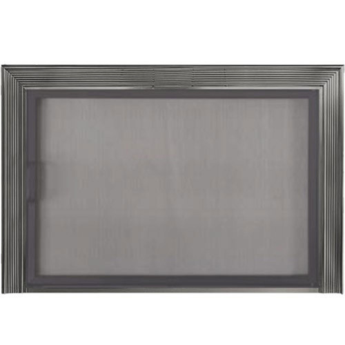 Decor Clearview Mesh Stock Fireplace Door