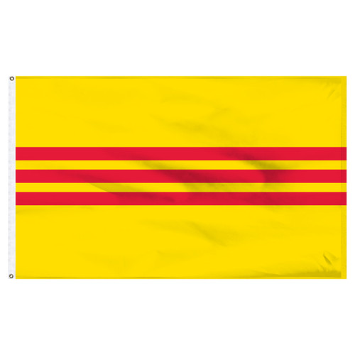 Vietnam 4' x 6' Nylon Flag - South