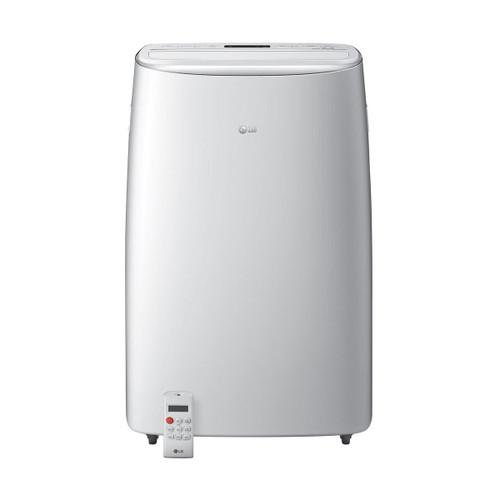 115V Dual Inverter Portable Air Conditioner with Wi-Fi Control in White for Rooms up to 500 Sq. Ft.