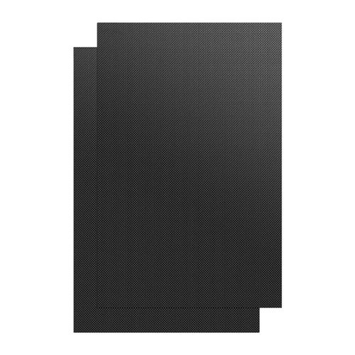Non-Stick Solid  Grill Mat - 2 Pack