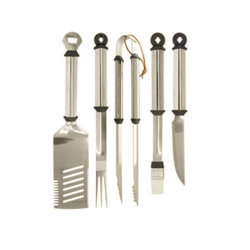 Mr. Bar-B-Q Oval Barbecue Tool Set - 5 Pieces