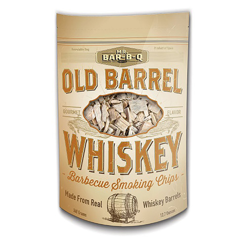 Mr. Bar-B-Q Whiskey Barrel Chips