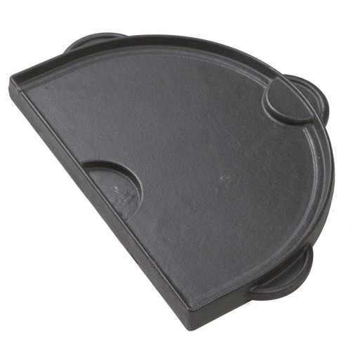 Cast Iron Griddle for Primo JR 200 Oval Grills