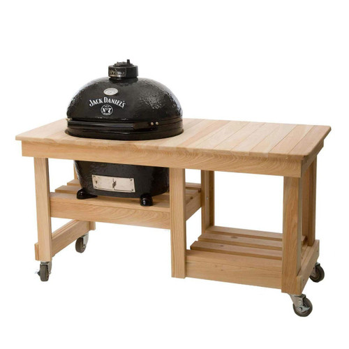 Cypress Counter Top Table for Oval XL Primo Grills