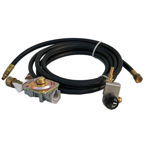 Solaire Anywhere Natural Gas Conversion Kit