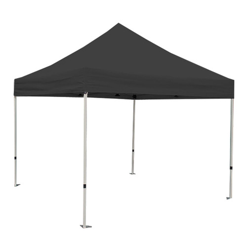 King Canopy 10' x 10' Canopy with Black Cover