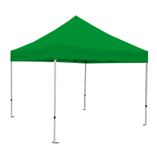 King Canopy 10' x 10' Canopy with Green Cover