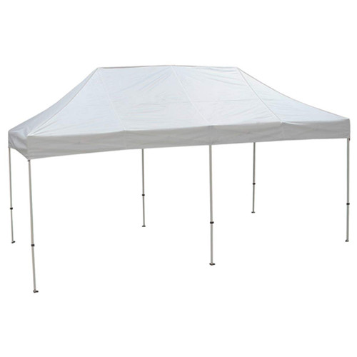 King Canopy 10' x 20' Canopy with White Cover