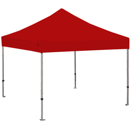 King Canopy 10' x 10' Red Cover Canopy